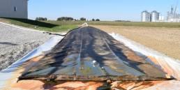 Dredging Tank & Pond Sludge Dewatering
