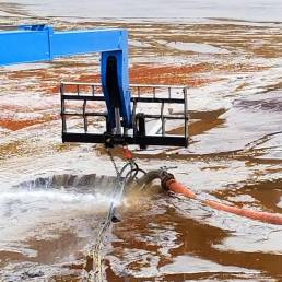 Mining and Mineral Processing Dewatering